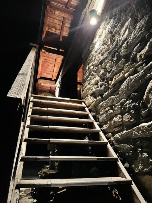 Location-Chalet-Montagne-Prestige-Chalet-de-l-Arbalette-Les-Arcs-1600-Savoie-Escalier
